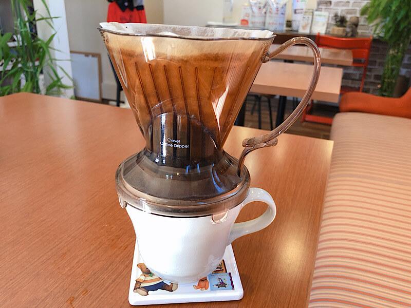 ままみーらのコーヒー