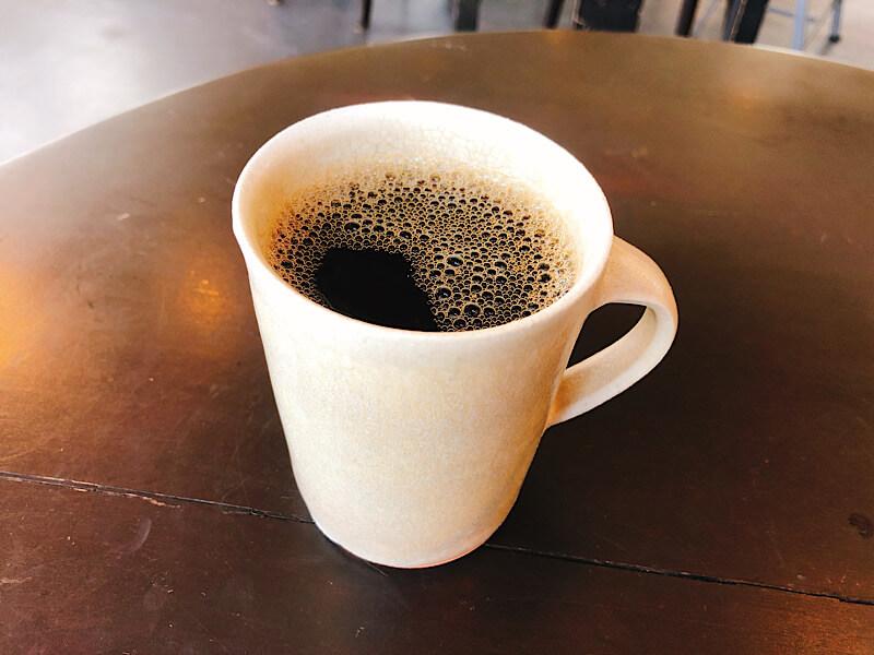 モッキンドウのコーヒー