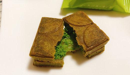 名古屋タカシマヤのプレスバターサンドで期間限定で宇治抹茶味を発売開始
