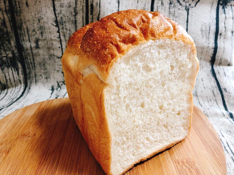 シベリアの食パン