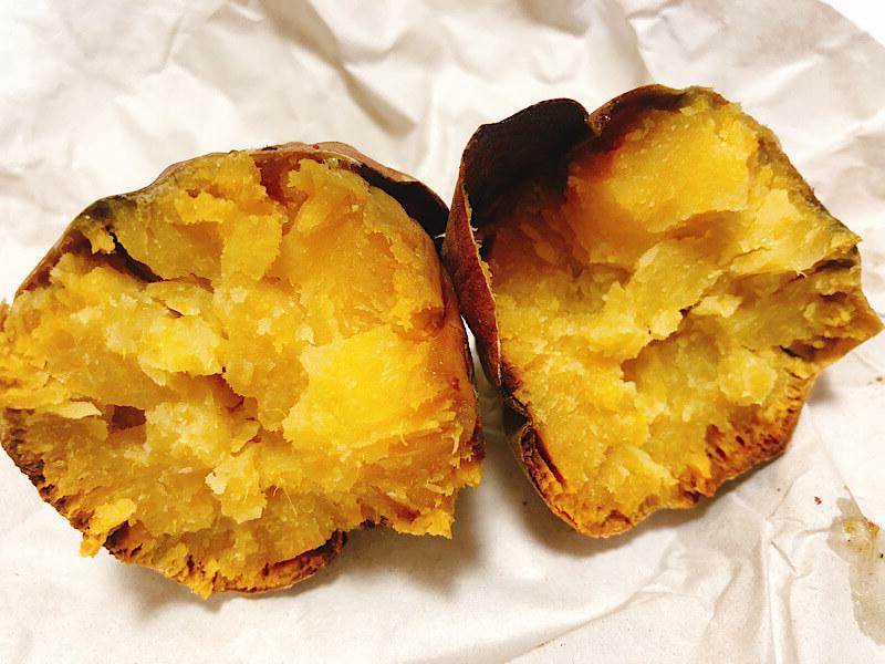 新米澤屋の焼き芋