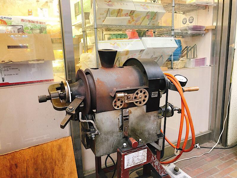 新米澤屋栗焼き機