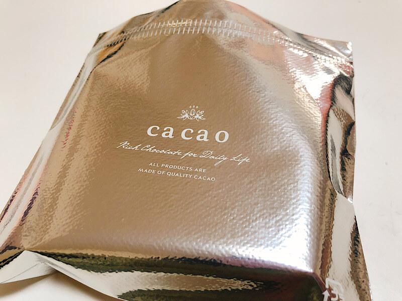 cacaoの袋