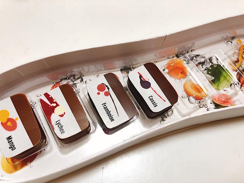 パティシエ エス コヤマのsofruits!!