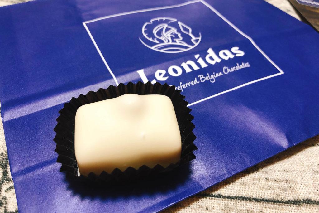 レオニダスのチョコレート