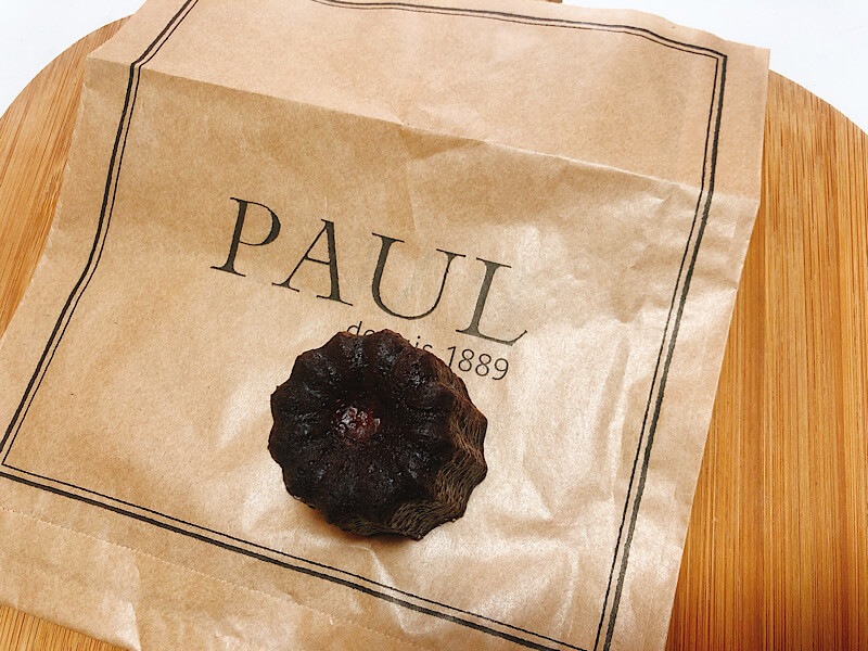 PAULのカヌレ