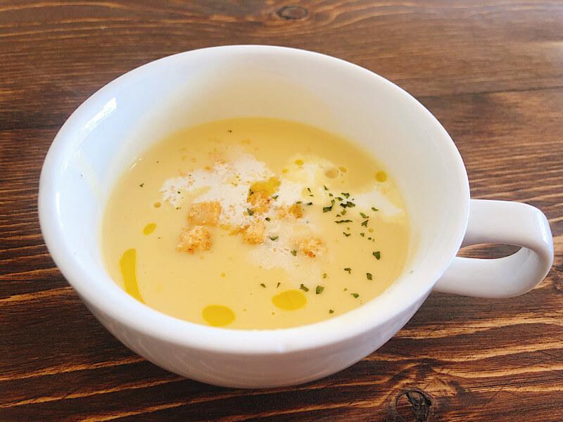 towacafeのスープ