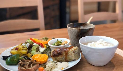 【大府市】古民家カフェ『はたけぞく』のこだわりランチが美味しい