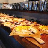 Cafeけやきの杜(カフェけやきのもり)のピザ