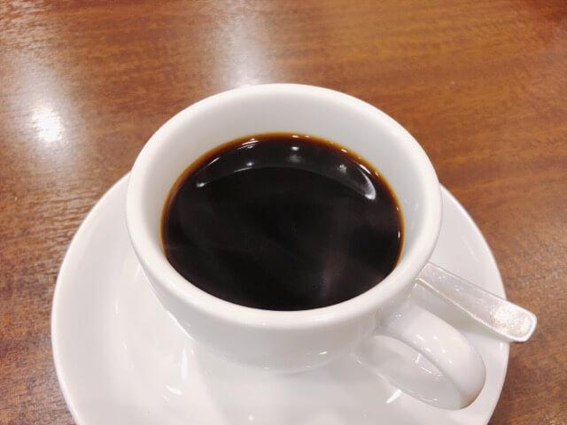 コンパル メイチカ店(名古屋駅)のホットコーヒー