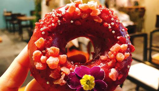 亀島駅近くリリカルコーヒードーナッツ(lyricalcoffeedonut)フラワードーナツが可愛い!