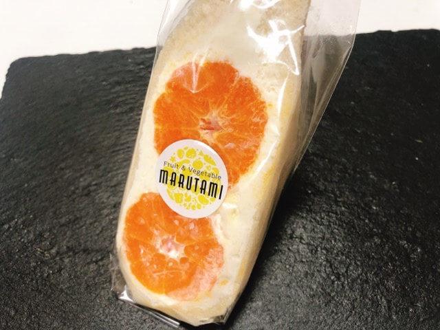 マルタミのフルーツサンド