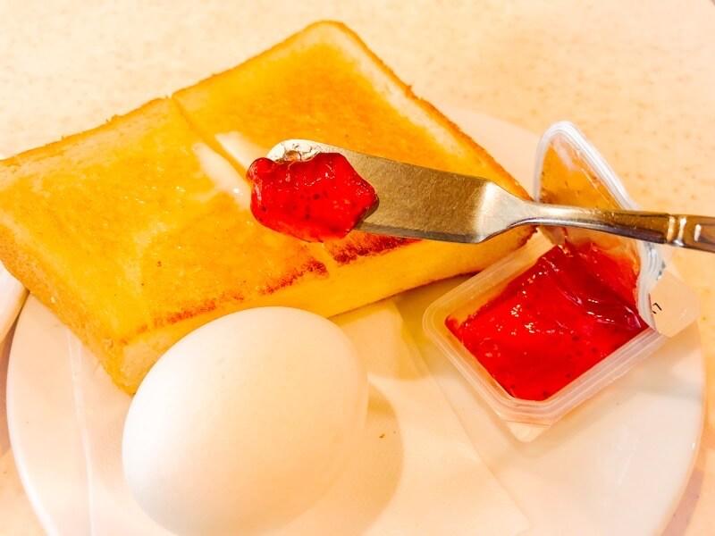名古屋駅むらやまのトースト