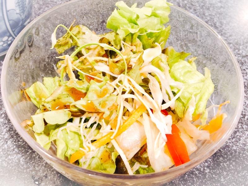 名古屋 千寿(せんじゅ) サラダ