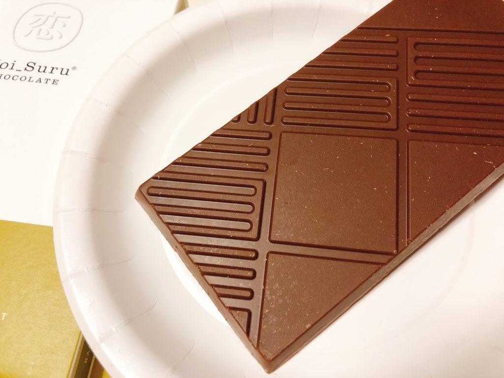石屋製菓のチョコレート
