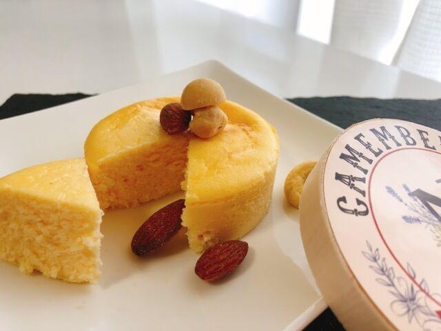 cafe&Nのカマンベールチーズ