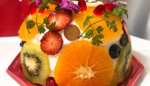 【名古屋南区桜】パティスリークレジュエのズコットケーキが可愛い!