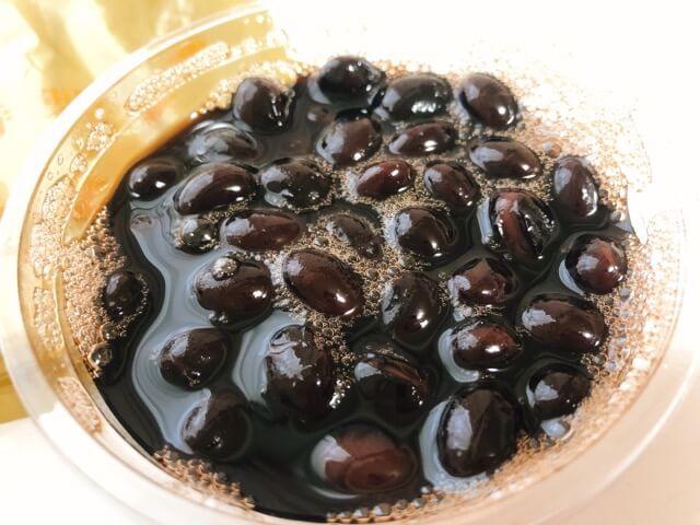 御園丸正の黒豆