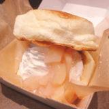 lightcafe_centralparkのパンケーキバーガー