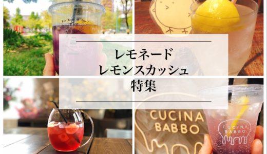 名古屋・愛知県のレモネード・レモンスカッシュ『6選』