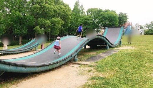 高浜市中部公園は子供と遊べる!八百甚からも近いよ。