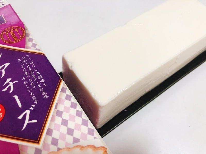 業務スーパーのレアチーズ