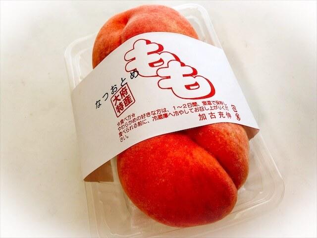加古フルーツ園の桃