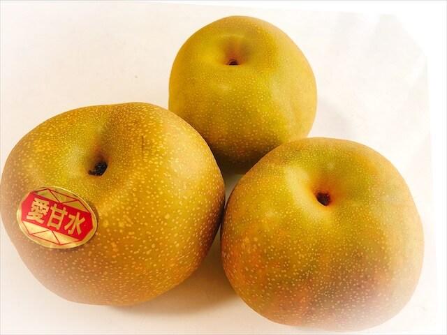 加古フルーツ園の梨