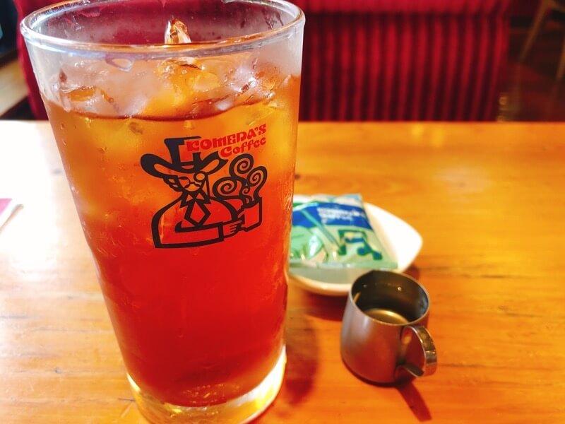 コメダの和紅茶