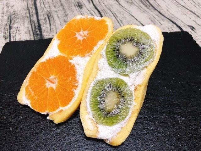 fruitsgenicのフルーツサンド