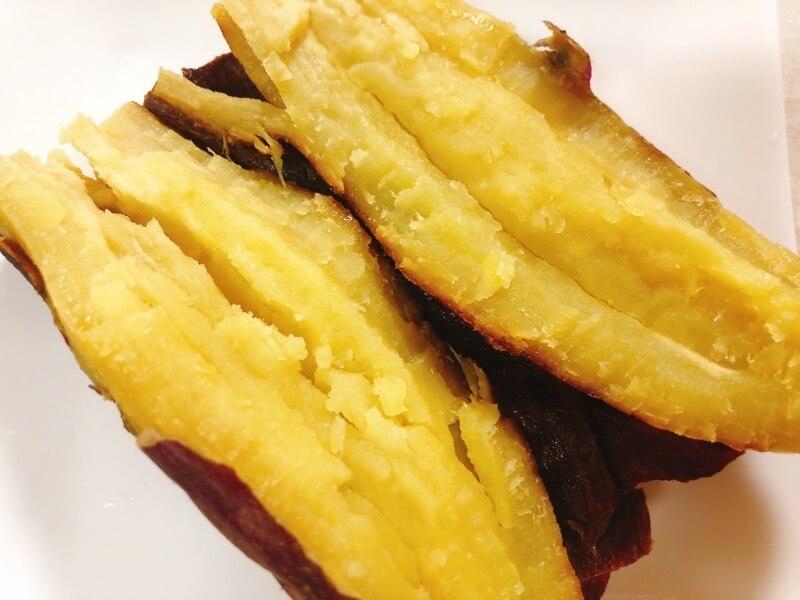 焼き芋まるじゅんの冷やし焼き芋シルクスイート