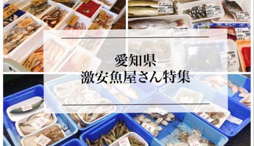 愛知県で激安に魚を買えるお店『3選』
