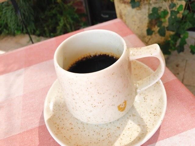 稲沢カフェタナカのコーヒー