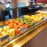 ダモンデのシフォンケーキ