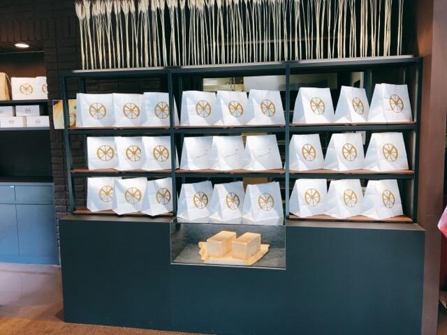 アメルベイユの食パン