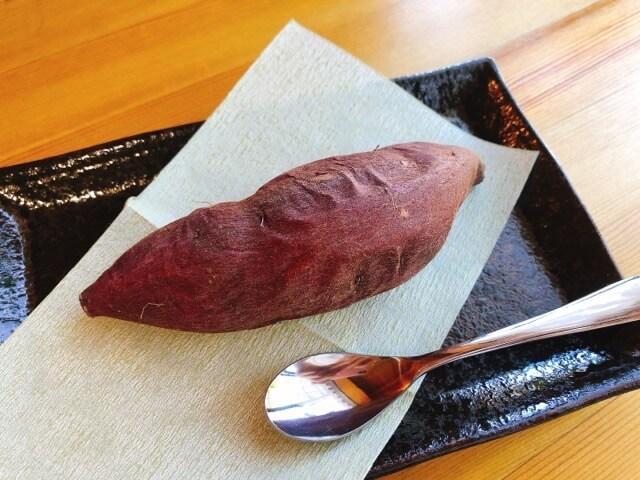 rinrin庵の焼き芋