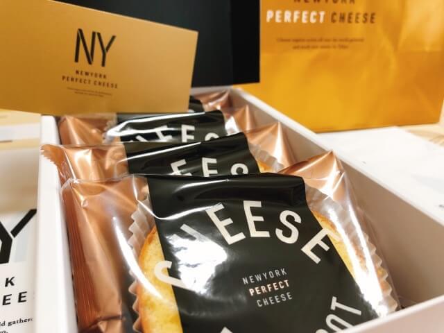 ニューヨークパーフェクトチーズのチーズエスカルゴ
