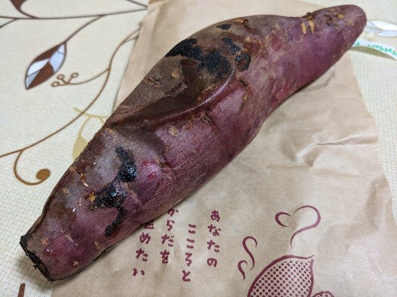 ファミマ焼き芋