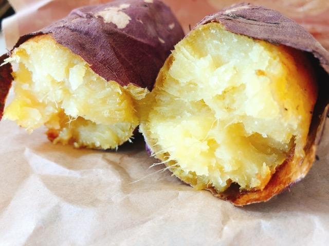 バロー高辻店ポテトかいつかの紅天使焼き芋