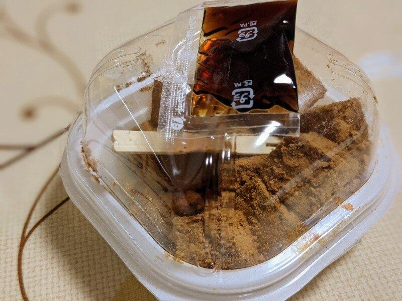 dessert工房トリビュートのわらび餅