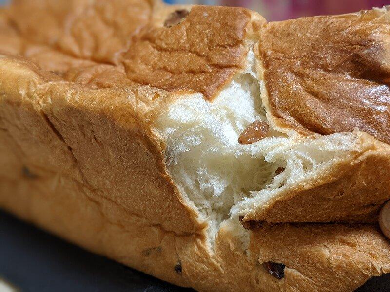 なんていい日だの食パン
