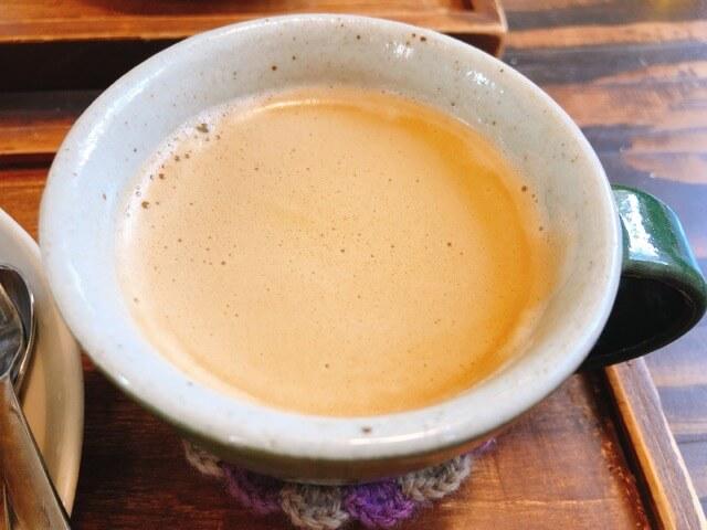 にじいろcafeのモーニング