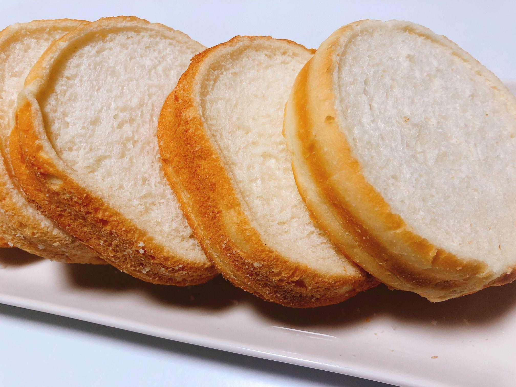 永楽堂 工場直売所のパン