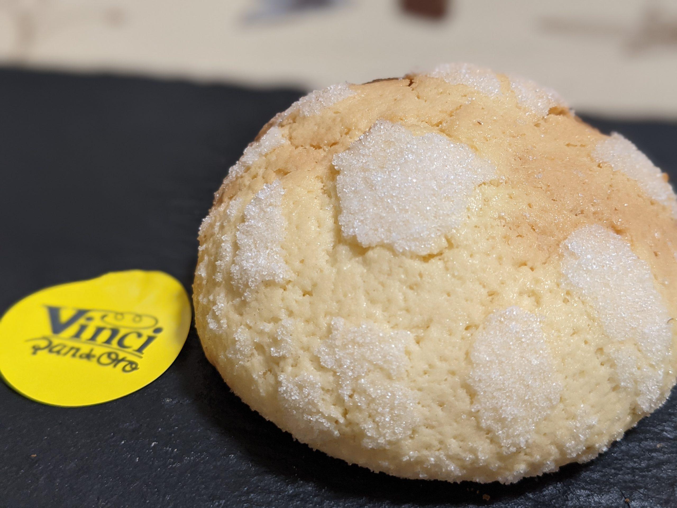 ヴィンチパンドーロのメロンパン