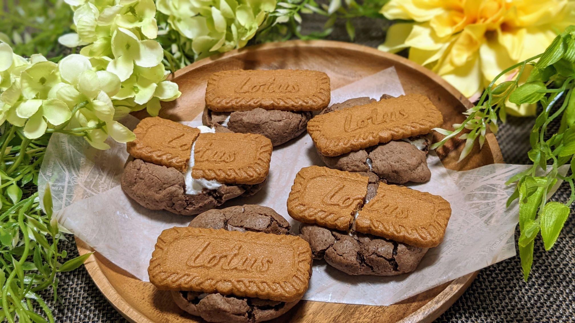 スモアクッキー 作り方