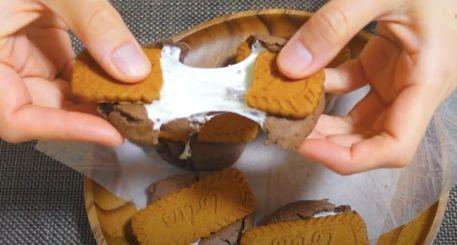 【保存版】失敗しないスモアクッキー(ロータスクッキー)の作り方
