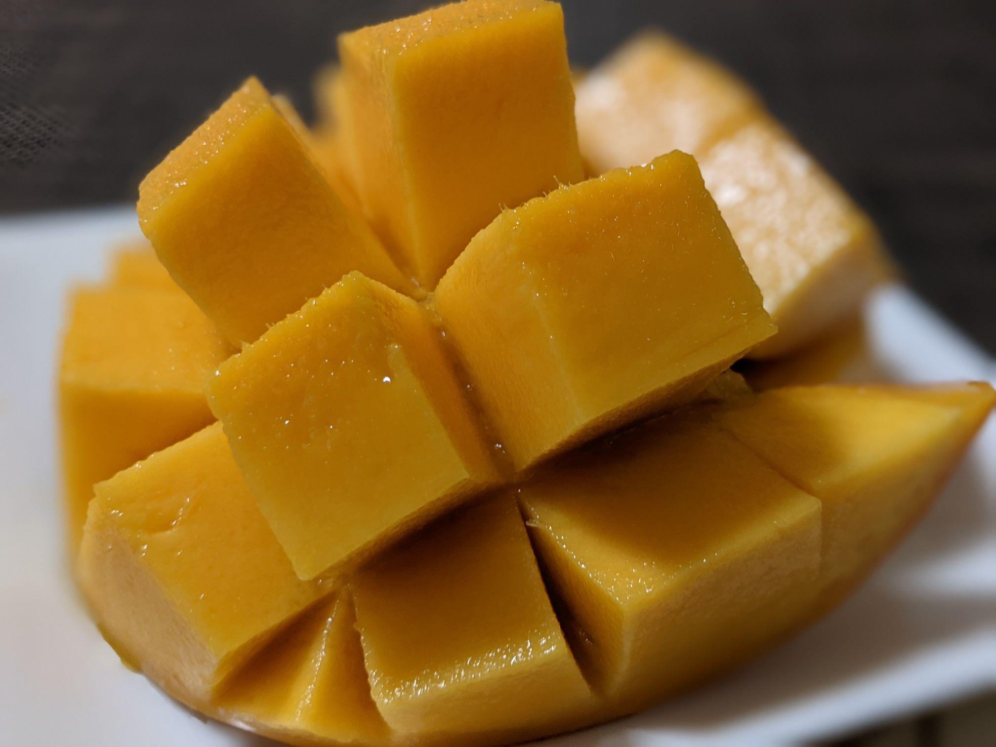 ペルー産マンゴー