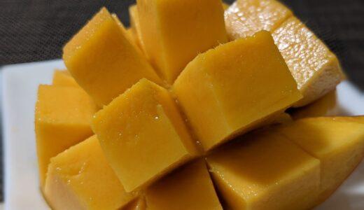 ペルー産マンゴー『インカの秘宝』の食べ方、切り方。食べごろは?味は?値段は?