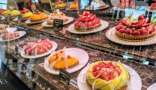 サポーレ熱田伏見通り店内にアメルベイユオープン!フルーツサンドやフルーツタルトも!