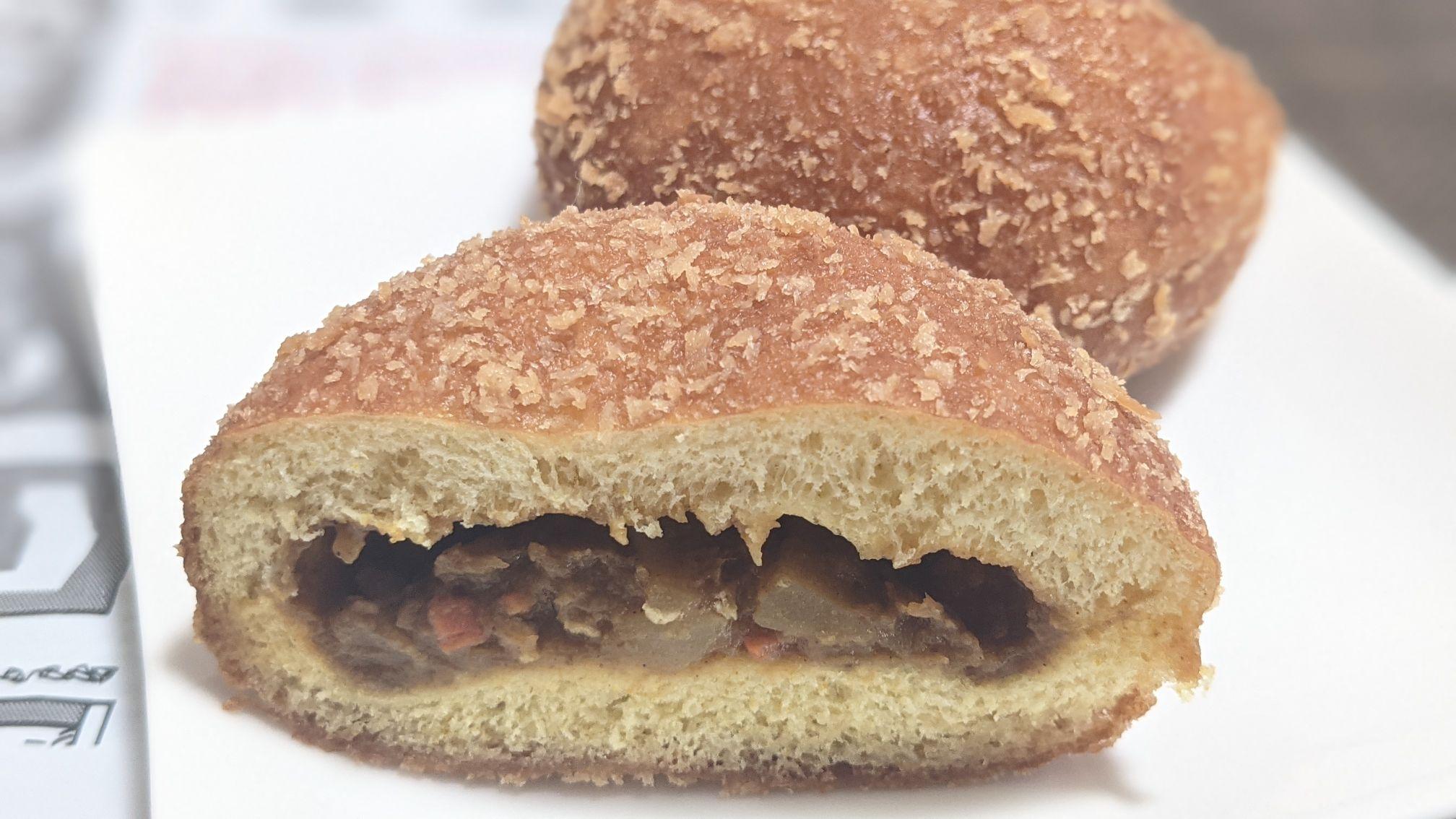 ドンクカレーパン